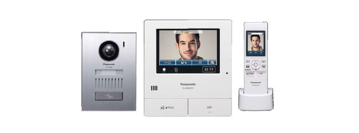 panasonic-intercom-system