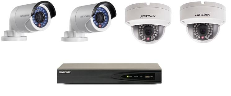 ip camera 3MP HIkvision