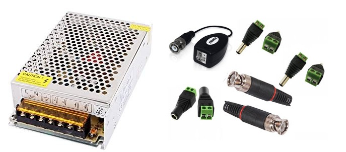 switching-power-supply-and-connector